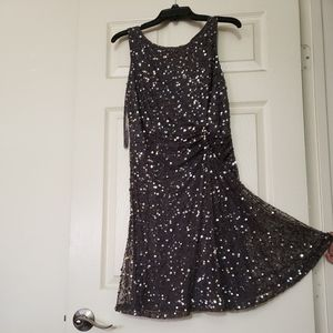 Womens dress party Dress sequin cocktail dress